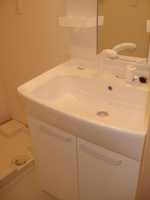 ビバリーヒルズT&Y 02010号室の洗面所