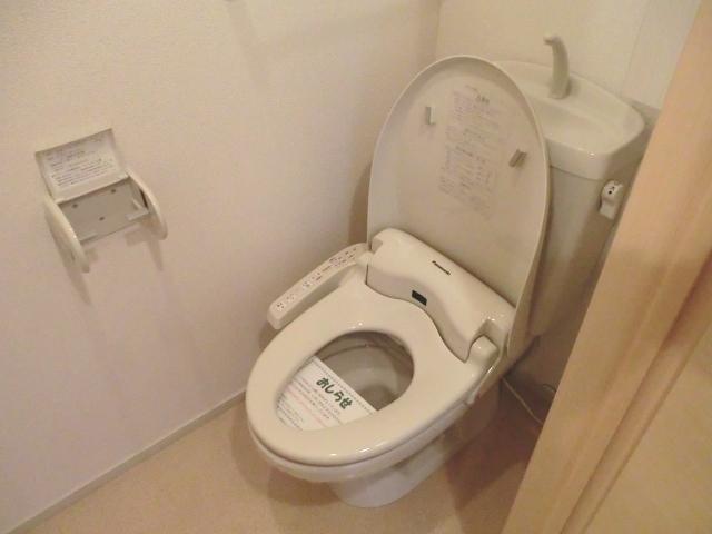 エレガント さくら 01010号室のトイレ
