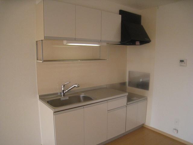 エレガント さくら 02050号室のキッチン