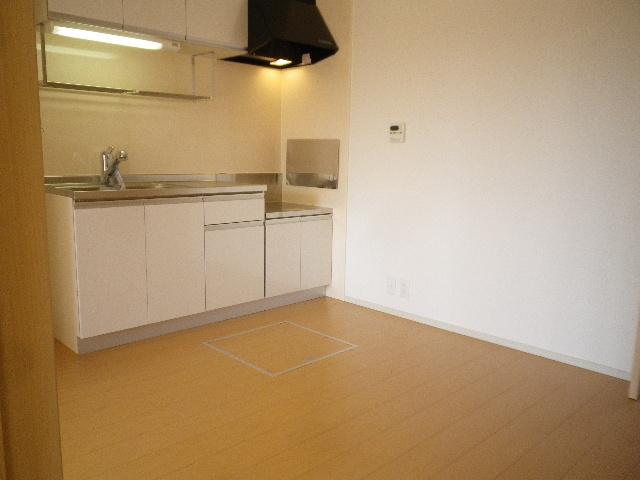 プラムハウス3 01020号室のキッチン