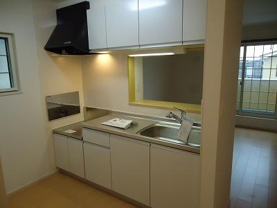 デスパシオ レジデンス Ⅰ 02020号室のキッチン