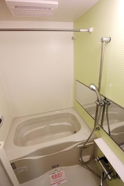 グリーン ガーデン 01010号室の風呂