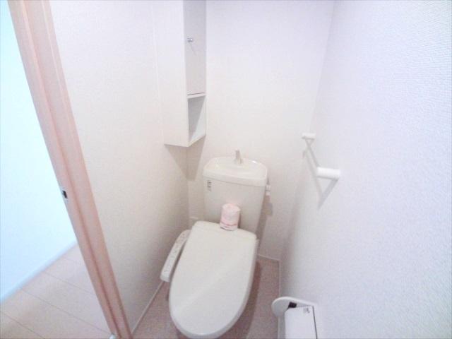 ル-ラル ハウス TI 01010号室のトイレ