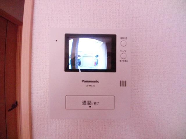 ル-ラル ハウス TI 01010号室のセキュリティ