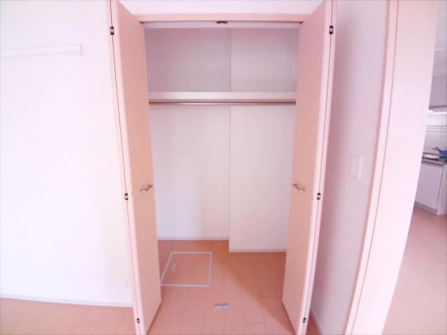 ル-ラル ハウス TI 01010号室の収納