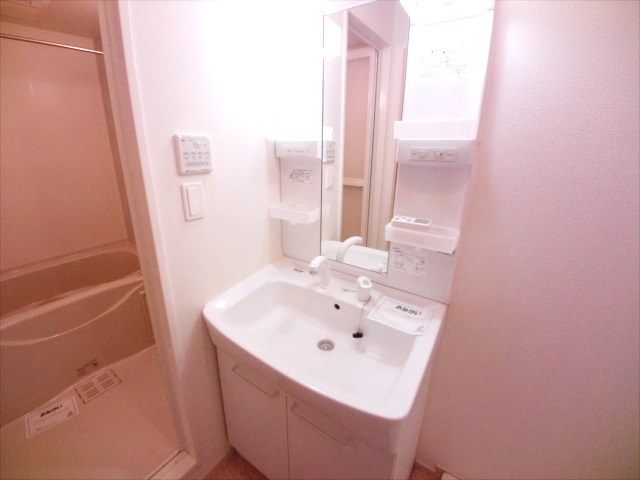 ル-ラル ハウス TI 01010号室の洗面所