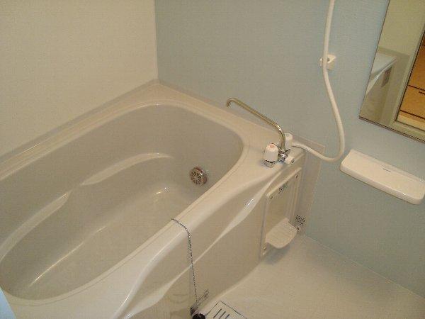 太陽 01010号室の風呂