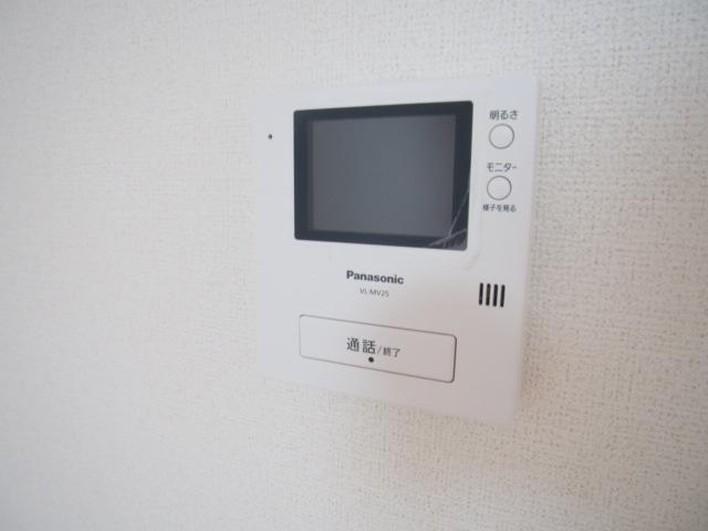 ホワイトヒルズドリーバーデンⅢ 03040号室のセキュリティ