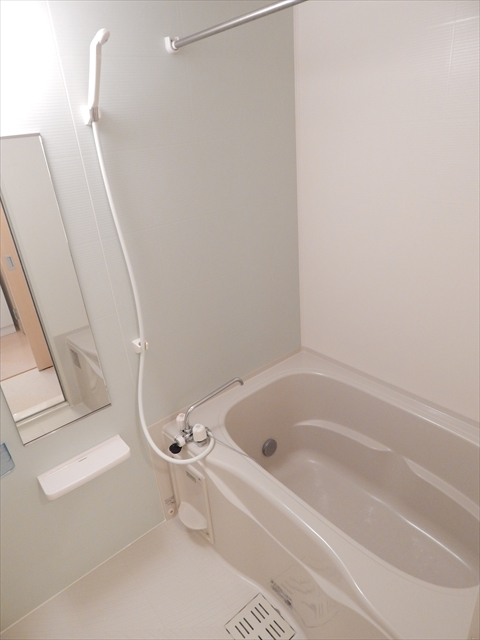 プルメリア 01040号室の風呂