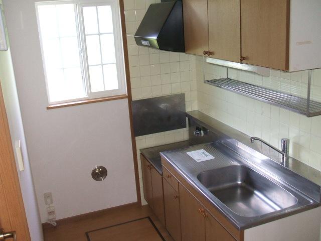 ニュー・ミヤビ 01020号室のキッチン