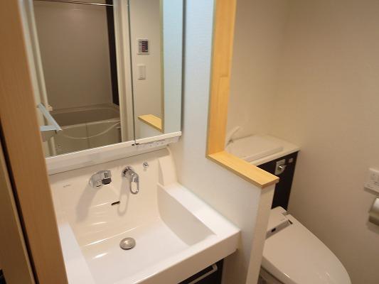 ジュネス東玉川 01010号室の洗面所