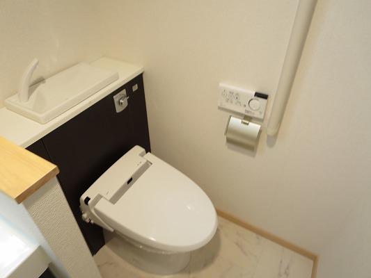 ジュネス東玉川 01010号室のトイレ