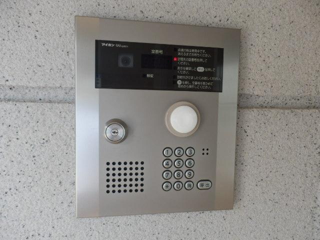 プリマヴェーラ エルモッサ 03080号室のセキュリティ