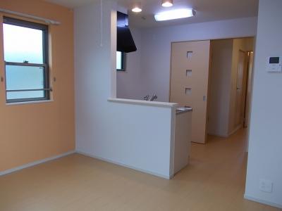 ライフアクシス 02030号室の居室