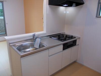 ライフアクシス 02030号室のキッチン