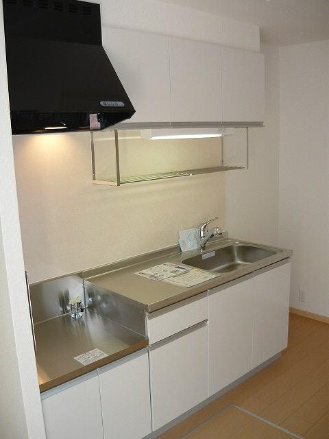 サンフィオーレ 02040号室のキッチン