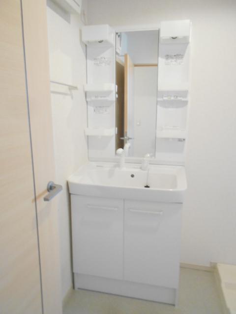 ルミナーレⅠ 02030号室の洗面所