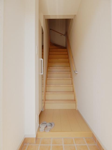 セレーノ・カーサ 02010号室の玄関