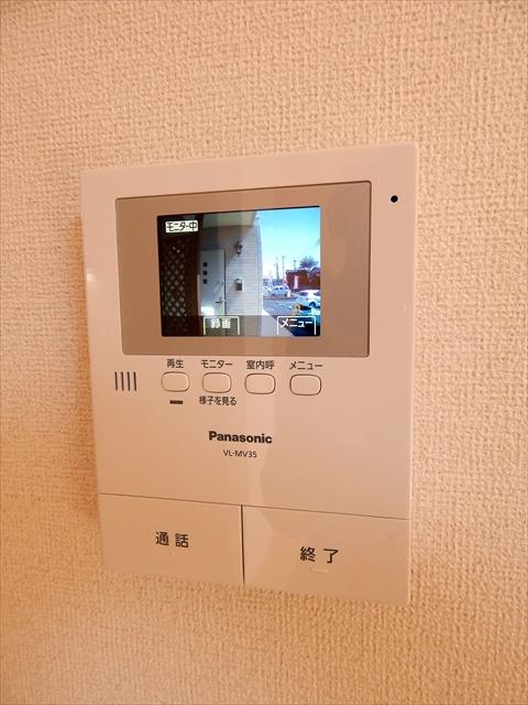セレーノ・カーサ 02010号室のセキュリティ