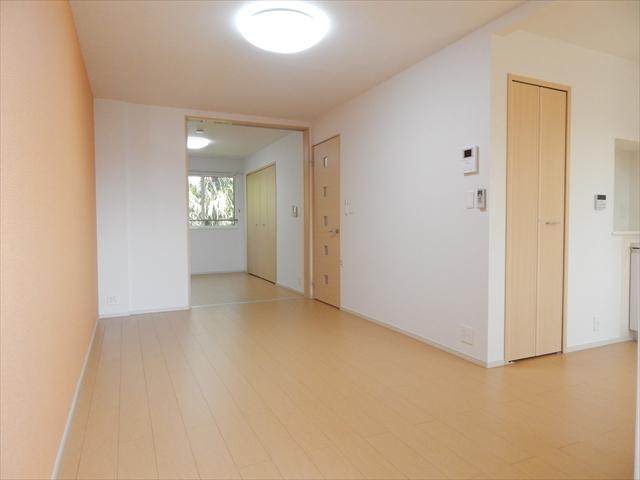 セレーノ・カーサ 02010号室のリビング
