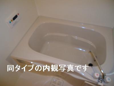メゾン・アニメート 01010号室の風呂