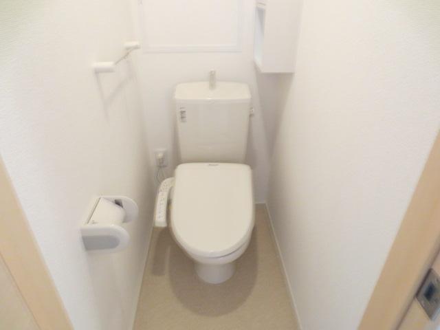 シェフィールド 03010号室のトイレ