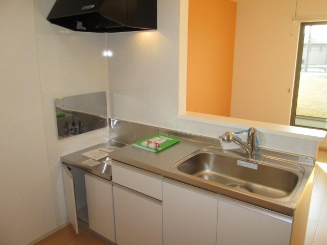 グランツY.S Ⅱ 02010号室のキッチン