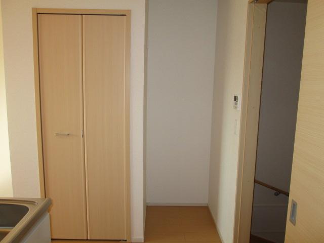 グランツY.S Ⅱ 02010号室の収納
