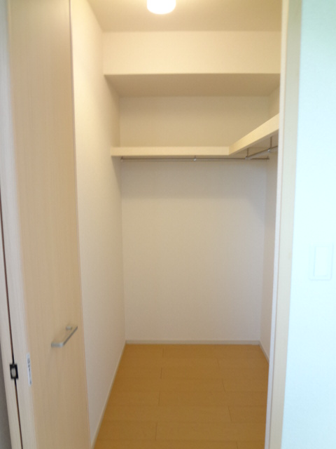 リリー・ヴァリーⅧ 02010号室の収納