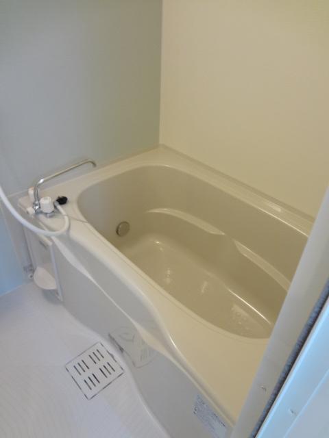 リリー・ヴァリーⅧ 02010号室の風呂