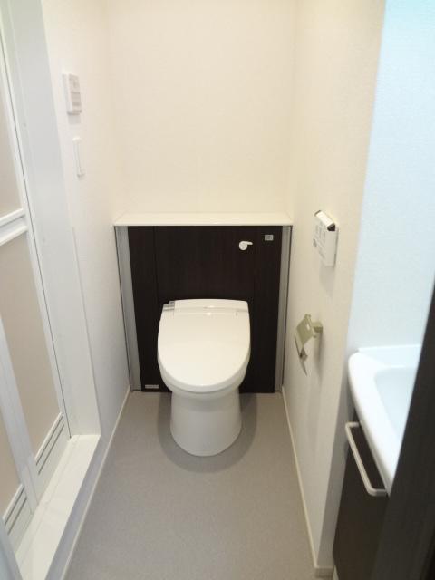 ペルペトゥウスⅡ 01010号室のトイレ