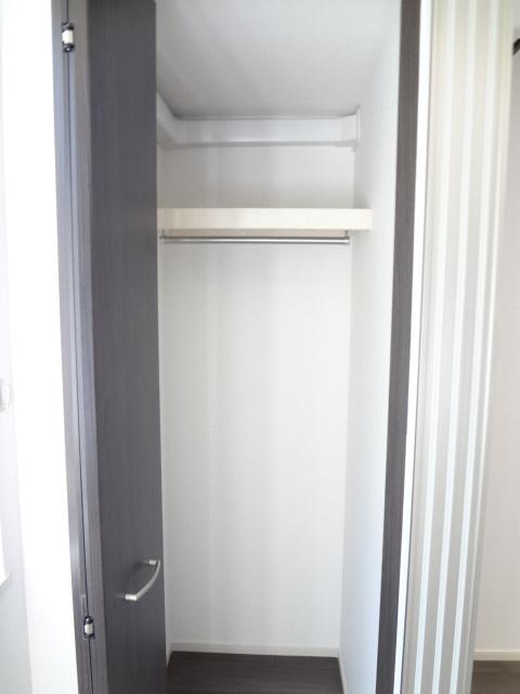 ペルペトゥウスⅡ 01010号室の収納