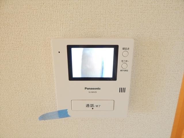 クレストガーデンⅣ 02030号室のセキュリティ