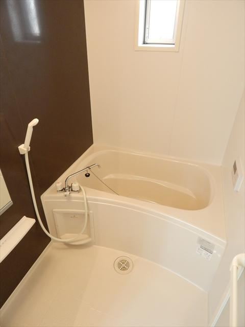 クレストガーデンⅣ 02030号室の風呂