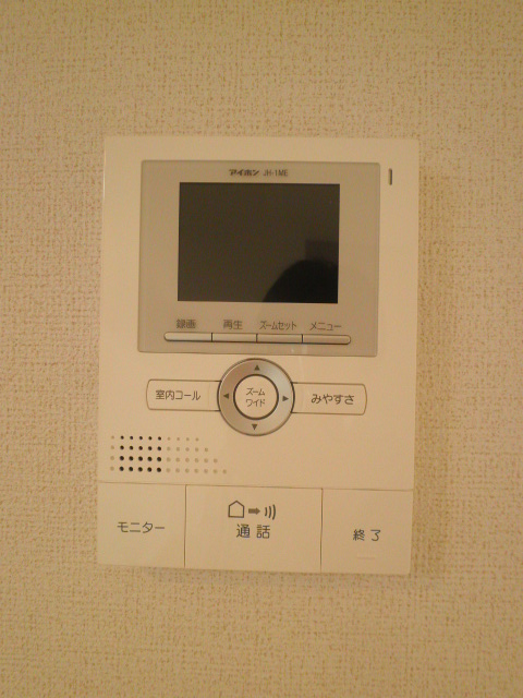 ロ-ズハウス OZ Ⅲ 01030号室のセキュリティ