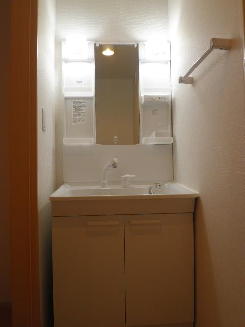 ロ-ズハウス OZ Ⅲ 01030号室の洗面所