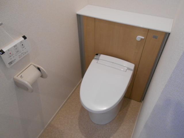 ヴィラ サンシャイン 03020号室のトイレ