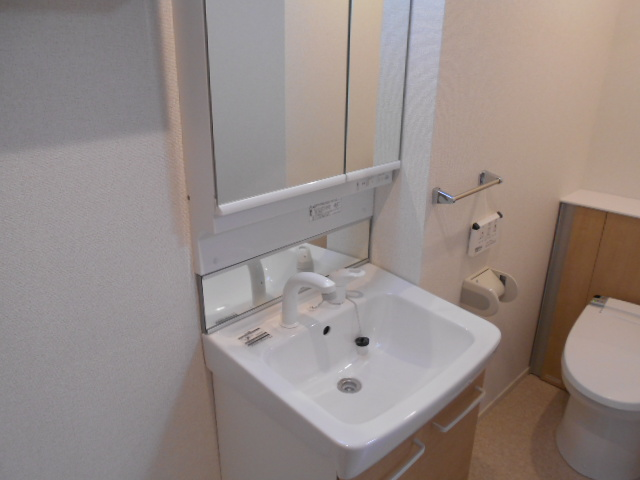 ヴィラ サンシャイン 03020号室の洗面所