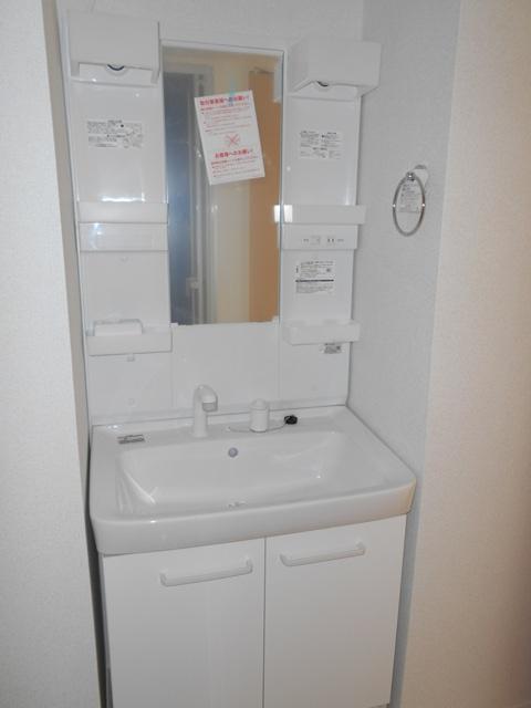 サンリットガーデン 01020号室の洗面所