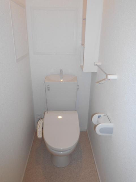 セイバリー R 03020号室のトイレ