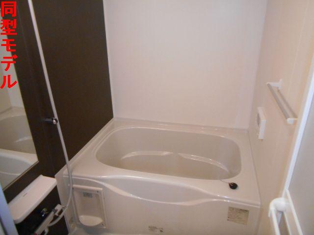 オール プロパティ 02020号室の風呂
