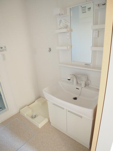 プロムナード宮代台Ⅵの洗面所