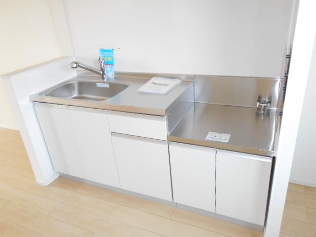 ボナール レジデンス中央 03020号室のキッチン
