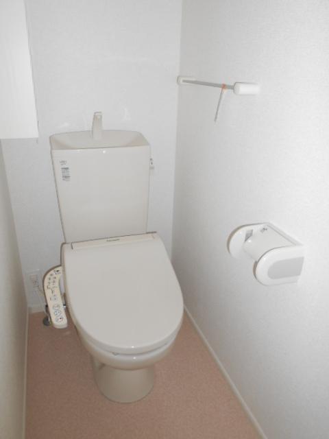 ボナール レジデンス中央 03020号室のトイレ