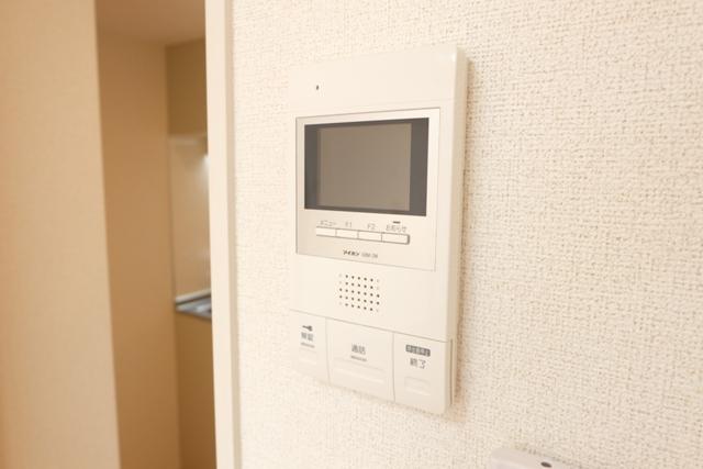 エクセレント クローバー 03040号室のセキュリティ