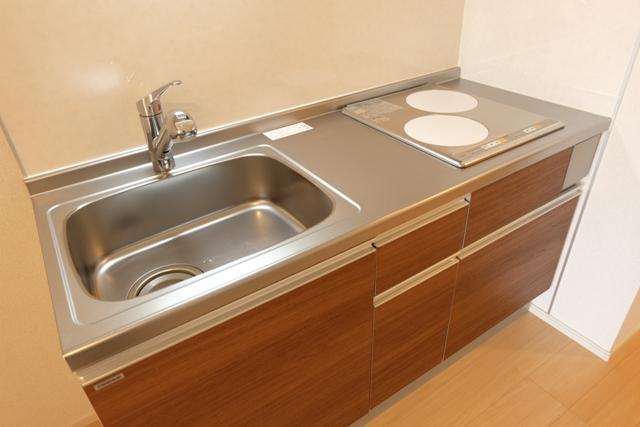 エクセレント クローバー 03040号室のキッチン