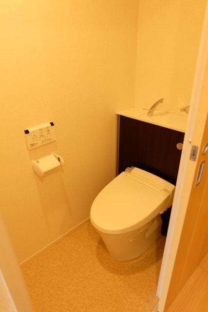 エクセレント クローバー 03040号室のトイレ