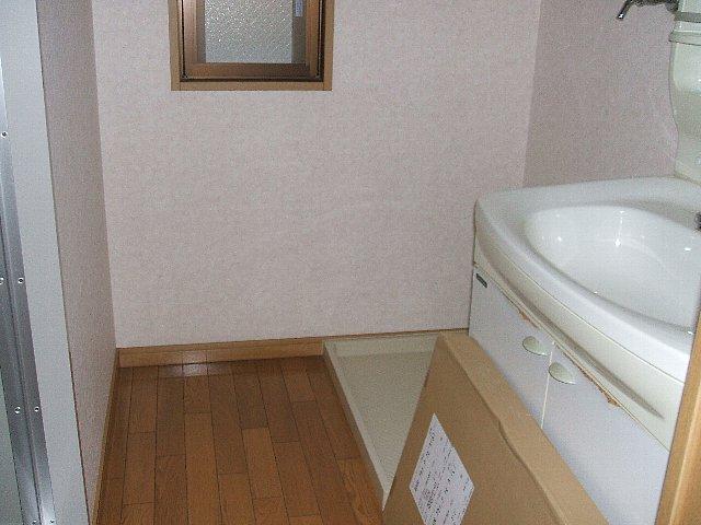 欅壱番館 103号室の洗面所