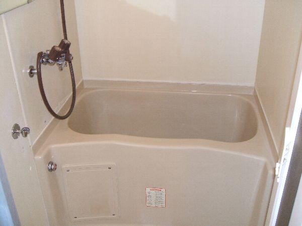 ゾンネ等々力 502号室の風呂