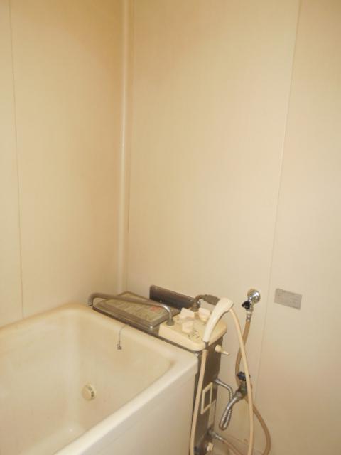 スカイハイツ古川 203号室の風呂